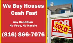 We are local investors of a family-owned and operated firm here in Kansas City. We buy houses all throughout the Greater Kansas City area for cash, helping distressed homeowners or others simply looking to sell an unwanted house for cash quickly. Please